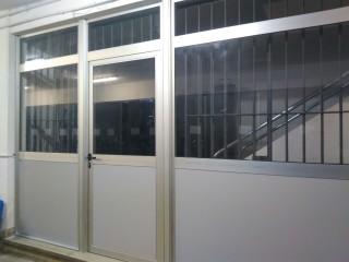 Imagen de Mampara - Tabique en Oficina estatal