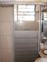 Imagen de Mampara de una Hoja Vidriada Corrediza en Mamparas