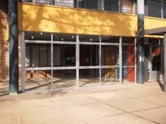 Imagen de Cerramiento entrada escuela en El Pinar