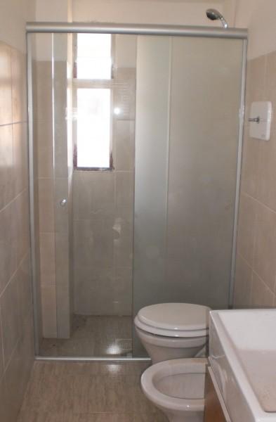 Arquitectura aluminio mamparas mampara de una hoja for Manija para ducha