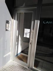 Imagen de Puerta de acceso a edificio en Montevideo