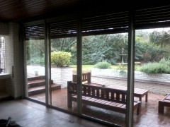 Imagen de Salida a porche en Cerramientos