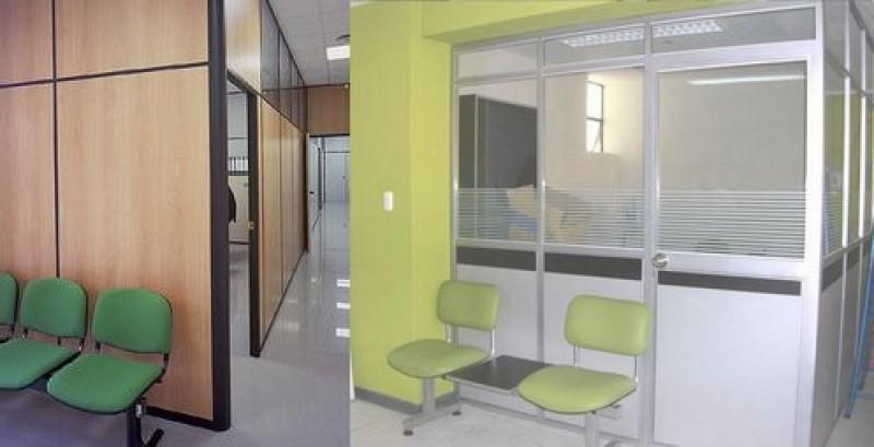Arquitectura aluminio tabiques divisorios tabiques divisorios en aluminio - Paneles divisorios para oficinas ...