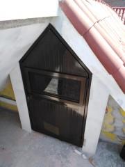 Imagen de Abertura combinada en triángulo en Casa particular
