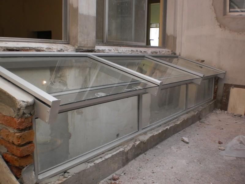 Arquitectura aluminio claraboyas claraboya en for Cerramientos en aluminio y vidrio