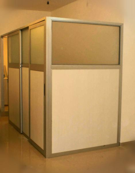 Arquitectura aluminio tabiques divisorios tabiques for Ventanas aluminio color titanio