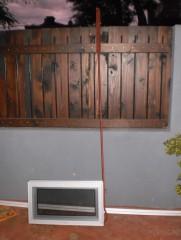 Imagen de Ventana para baño con simplón en Ventanas Tabaqueras