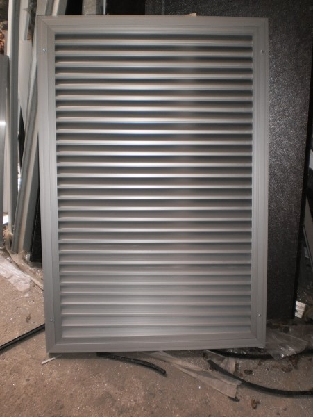 Arquitectura aluminio celos as celos as para ventilaci n - Celosias para ventanas ...