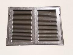 Imagen de Integrado con ventana en aluminio marrón en Postigones