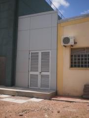 Imagen de Revestimiento de Fachada en aluminio en Melilla