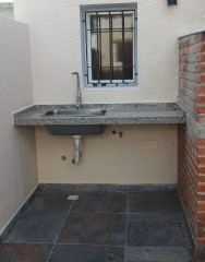 Imagen de Cerramiento para nicho lavadero en Portones