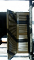 Imagen de Postigones en Aluminio Marrón en Piriápolis