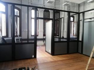 Imagen de Cerramiento de Oficina en Oficina pública