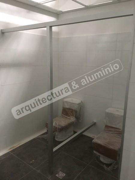 Arquitectura Aluminio Obras Boxes Sanitarios
