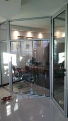 Imagen de Tabique divisorio para oficina en Montevideo
