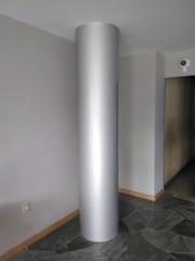 Imagen de Revestimniento columnas en Punta Carretas