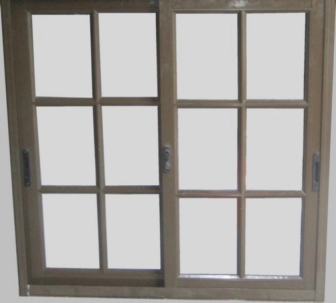 Arquitectura aluminio aberturas corrediza estilo for Puerta ventana de aluminio corrediza