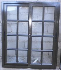Imagen de Cerramiento estilo Colonial en Ventanas Corredizas