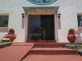 Imagen de Alero entrada en Edificio
