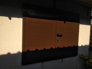 Imagen de Postigones en vivienda en Sayago