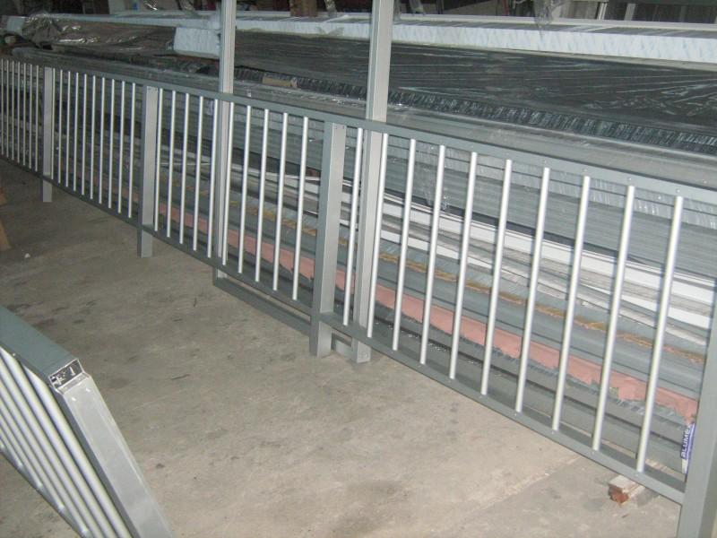 Arquitectura aluminio barandas barandas en aluminio - Barandas de aluminio ...