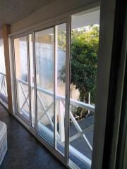 Imagen de Cerramiento de balcones en Montevideo