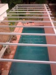 Imagen de Cerramiento de piscina en Balneario
