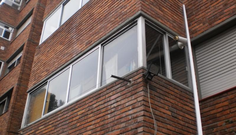 cerramiento de balcn o terraza