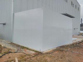Imagen de Estructura en Isopanel en Chuy