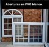 Aberturas en PVC