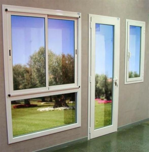 Arquitectura aluminio aberturas cerramientos alta for Casas con puertas de vidrio