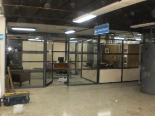 Imagen de Mamparas división oficinas  en Oficinas  OSE