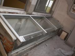 Imagen de Claraboya en aluminio y vidrio en Claraboyas