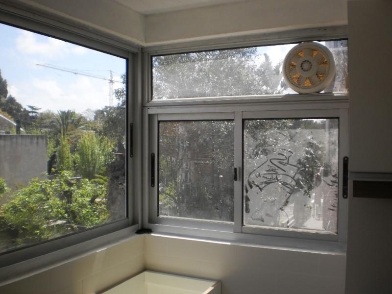 Arquitectura aluminio ventanas corredizas - Cerramientos de cristal para cocinas ...