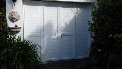 Imagen de Portón y puerta de vivienda en Piriápolis
