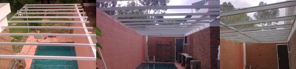 Cerramiento de piscinas